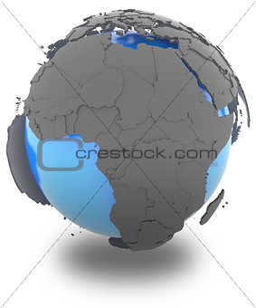 Africa on Earth
