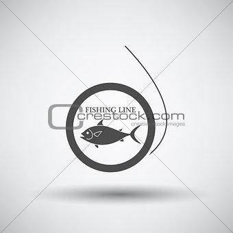 Fishing Line Icon