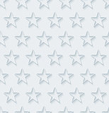 Light gray stars wallpaper.