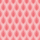 Pink flame pattern