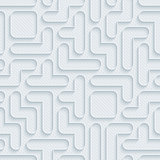 Tetris seamless pattern