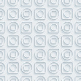 Circless and squares seamless pattern.