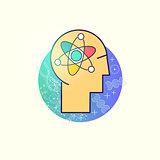 Scientist Vector Icon