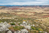 rugged terrain of northern Colorado