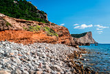 Experimental Beach in Cap Des Falco in Ibiza
