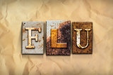 Flu Concept Rusted Metal Type