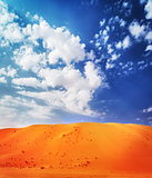 Beautiful desert landscape