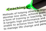 Coaching Definition