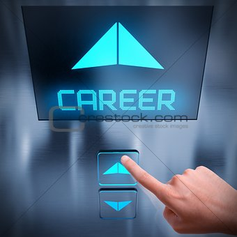 Career business elevator