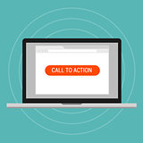 call to action landing page optimization effective layout traffics