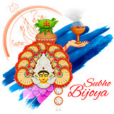 Subho Bijoya (Happy Dussehra) background