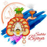 Subho Bijoya (Happy Dussehra) background