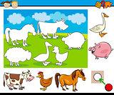 kindergarten task for preschoolers