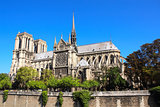 Cathedral of Notre Dame de Paris, France