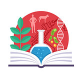 Biology Emblem