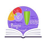 Mathematics Emblem