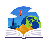 Geography Emblem