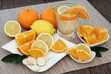 Orange and Lemon Drink