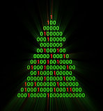 binary xmas tree
