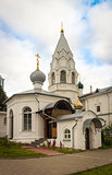 Nikitsky monastery. The Church Of The Annunciation.