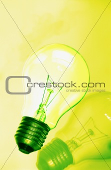 lamp green