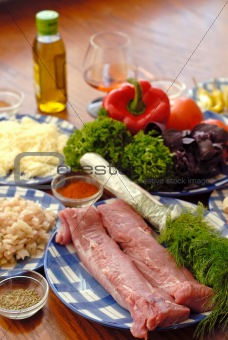 food components