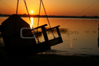 Awesome Sunrise Swing