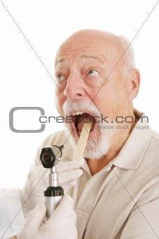 Senior Medical - Say Ahhh