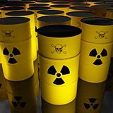 Radioactive tank