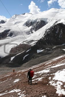 Aconcagua Hikers