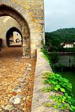 Valentre bridge in Cahors France