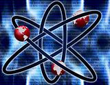 Science temmed background