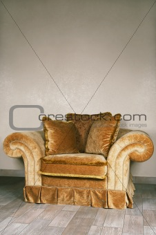 Beautiful big armchair