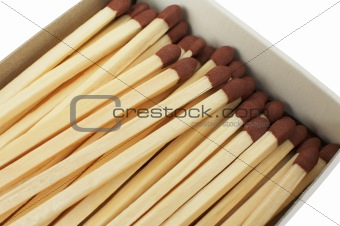 Boxes with matches