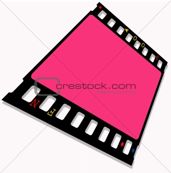 35mm slide frame