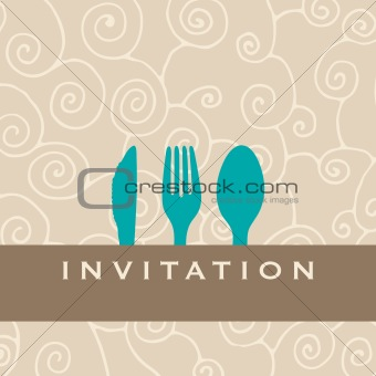 Dinner invitation