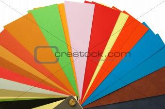paper color samples