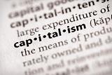 Dictionary Series - Economics: capitalism