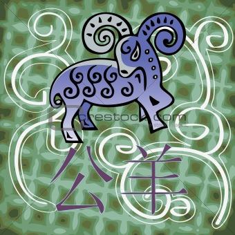 Ram - China year horoscope