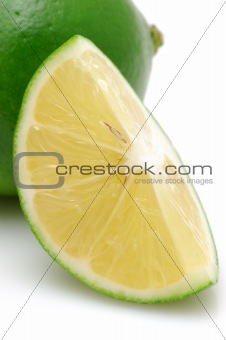 Cutted lime