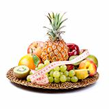 Fruits - Healthy Diet