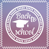 Back to School Label Design
