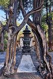 Yuhuayuan Imperial Garden Beijing China