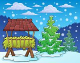 Winter season theme image 2