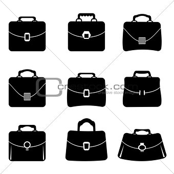 Briefcase Icons