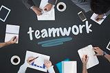 Teamwork against blackboard
