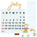 july 2016 kids