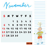 november 2016 kids