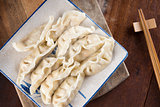 Popular Chinese Boiled Dumplings