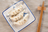 Popular Chinese Dish Dumplings